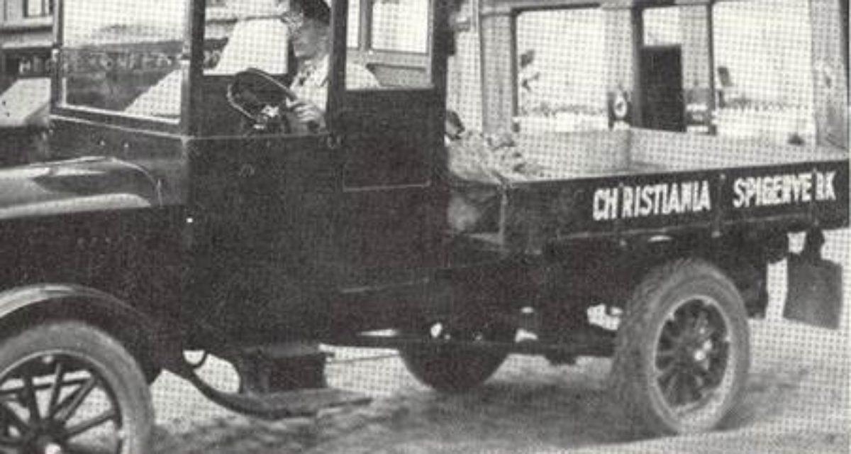 Historien om Christiania Spigerverk